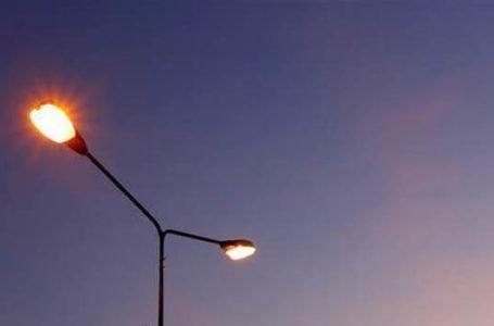 Til info: Mørke gatelys